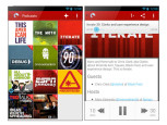 Screenshot Pocket Casts © COMPUTER BILD