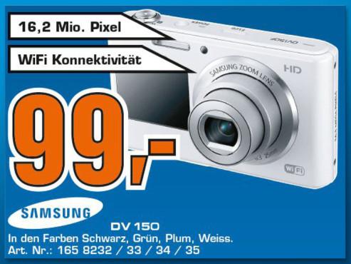 Samsung DV150F ©COMPUTER BILD