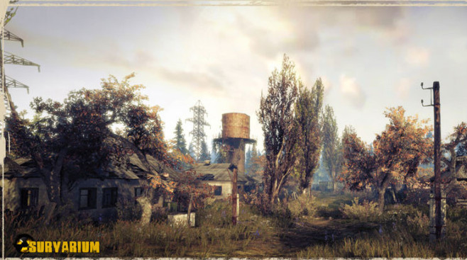 Actionspiel Survarium: Landschaft © Vostok Games