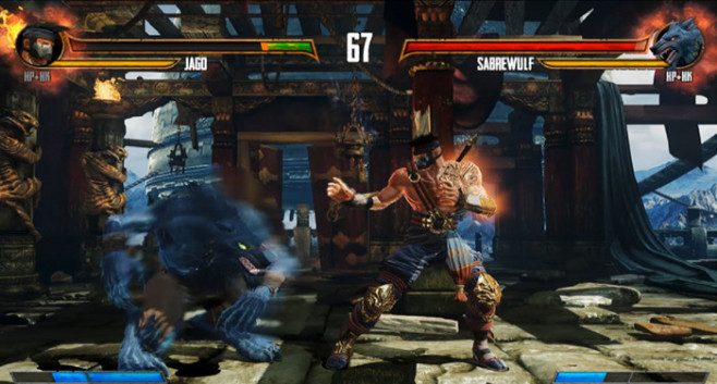 Killer Instinct © Double Helix Games