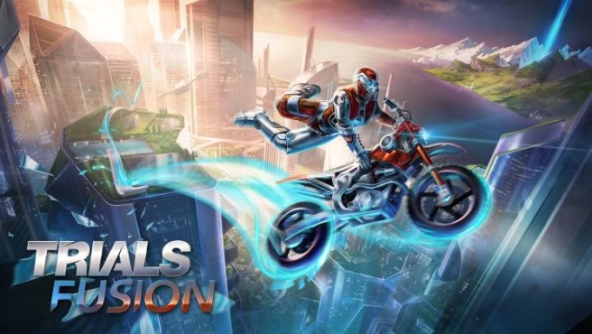 Trials Fusion © Ubisoft