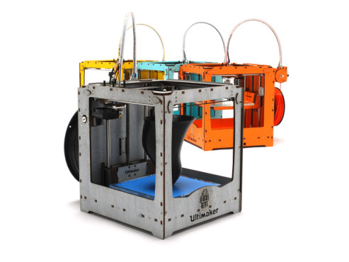 Ultimaker 3D Printer © Ultimaker