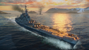 Actionspiel World of Warships: Schlachtschiff ©Wargaming.net