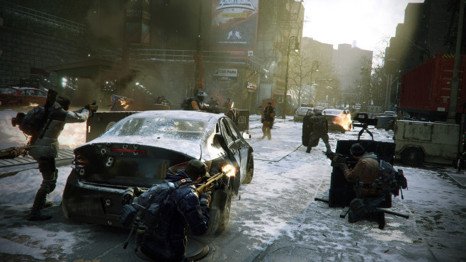 The Division ��Ubisoft
