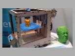 3D-Drucker bei der Arbeit ©COMPUTER BILD