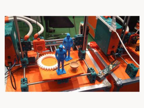 Objekte aus dem 3D-Drucker ©COMPUTER BILD