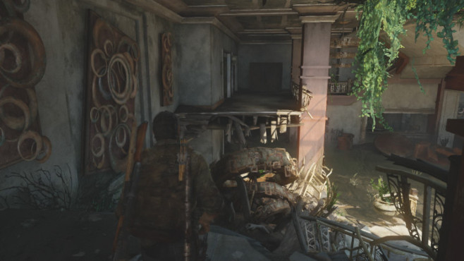 Actionspiel The Last of Us: Artefakt 31 © Sony