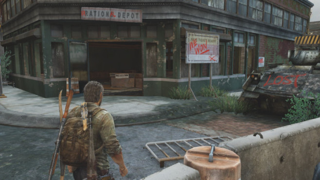 Actionspiel The Last of Us: Artefakt 36 © Sony