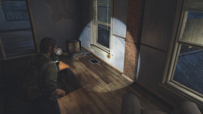 Actionspiel The Last of Us: Artefakt 5 © Sony