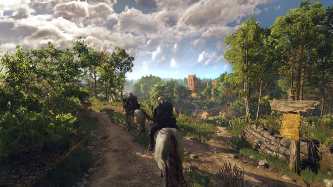 Rollenspiel The Witcher 3 – Wild Hunt: © CD Projekt Red