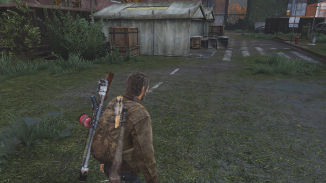 Actionspiel The Last of Us: Firefly-Anhänger 17 © Sony