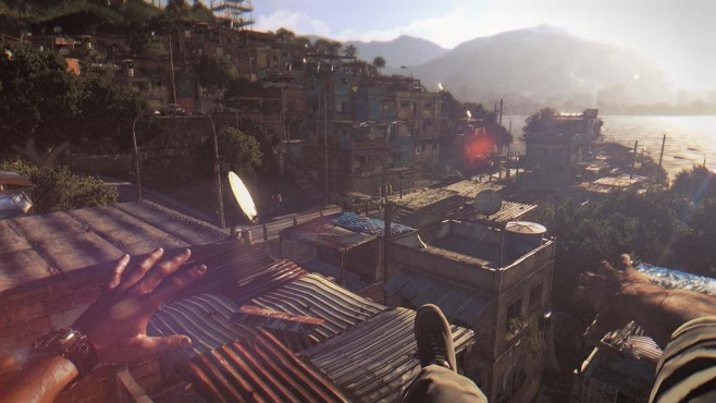 Actionspiel Dying Light: Dächer © Warner Bros. Interactive