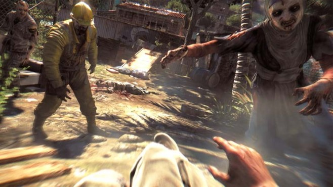 Actionspiel Dying Light: Fratze © Warner Bros. Interactive