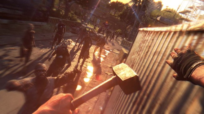 Actionspiel Dying Light: Hammer © Warner Bros. Interactive