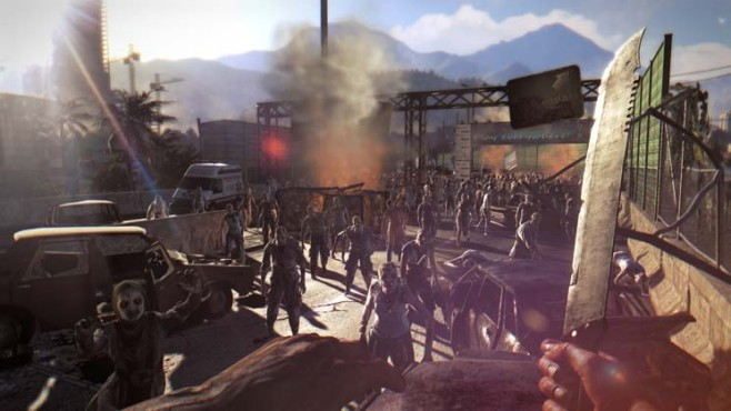 Actionspiel Dying Light: Straße © Warner Bros. Interactive