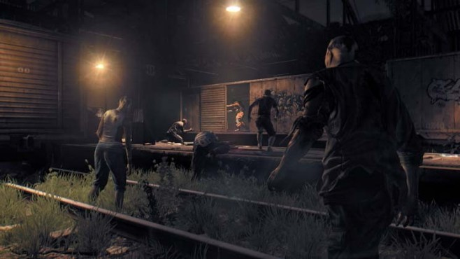 Actionspiel Dying Light: Waggon ©Warner Bros. Interactive