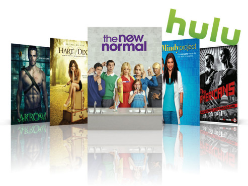 Arrow, Hart of Dixie, The New Normal, The Mindy Project, The Americans © hulu, The CW, NBC, Fox, FX
