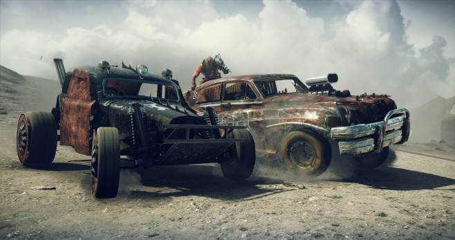Bilder: Mad Max © Warner Bros. Interactive