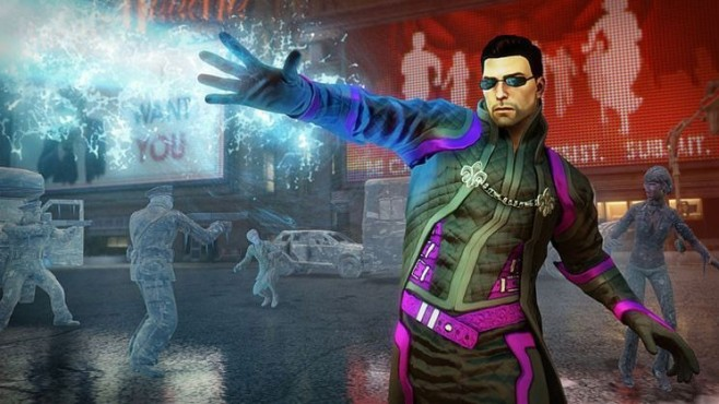 Saints Row 4 © THQ
