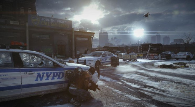 Tom Clancy's The Division: Szenerie © Ubisoft