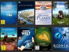 Planet Erde, Sharkwater & Co.: Die besten Natur-Dokus auf Watchever Watchever: Der Online-Streamingdienst wartet mit den besten Natur-Dokus der Welt auf. ©Watchever
