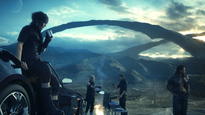 Final Fantasy 15 © Square Enix