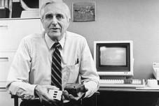Douglas Engelbart ©Doug Engelbart Institute