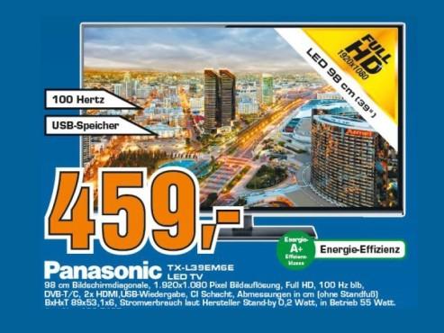 Panasonic TX-L39EM6 ©Saturn