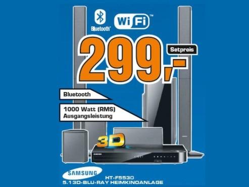 Samsung HT-F5530 ©Saturn