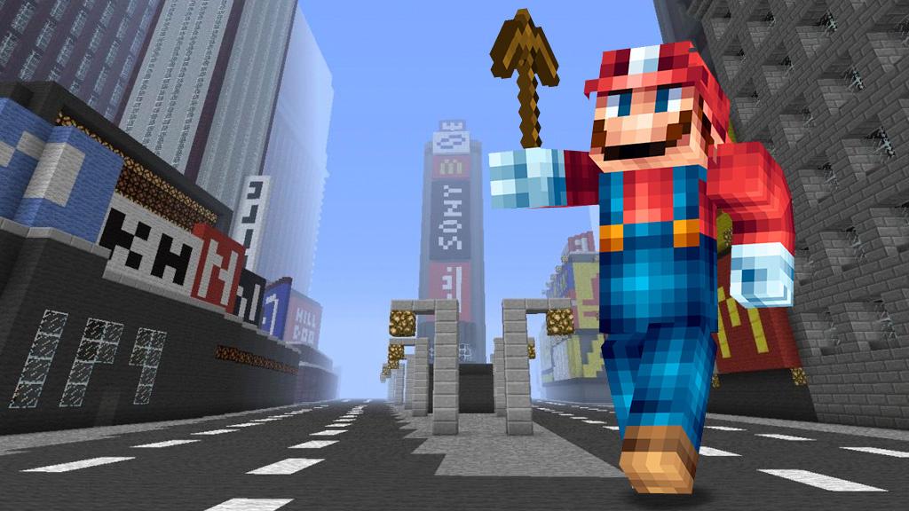 Fans Bauen In Minecraft Ihre Eigene Fantasiewelt Klötzchenspiel - Minecraft spielen wie