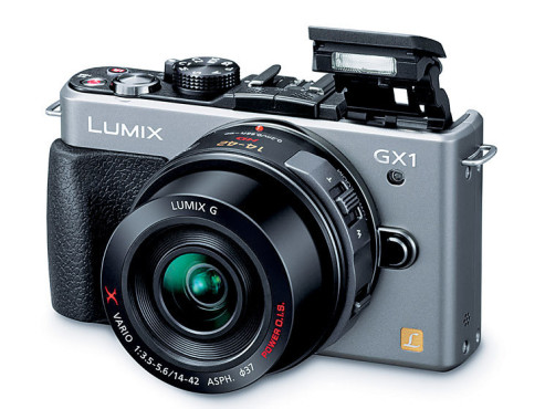 Panasonic Lumix DMC-GX1 © Panasonic