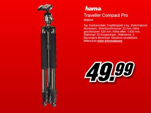 Hama Traveller Compact Pro ©Media Markt