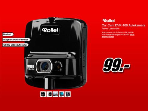 Rollei CarDVR-100 ©Media Markt