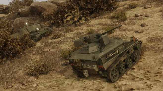 Armored Warfare © Obsidian Entertainment