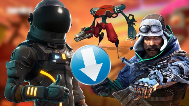 Ego-Shooter ©Epic Games, Nexon Corporation, lassedesignen-Fotolia.com