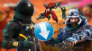 Ego-Shooter © Epic Games, Nexon Corporation, lassedesignen-Fotolia.com