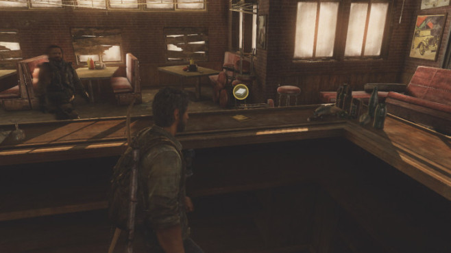 Actionspiel The Last of Us: Trainingsbuch 1 ©Sony