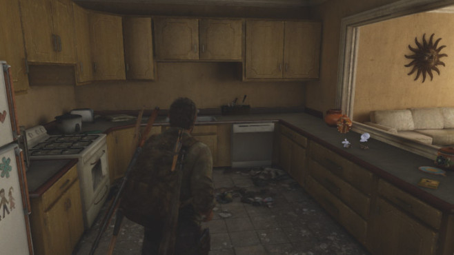 Actionspiel The Last of Us: Trainingsbuch 5 ©Sony