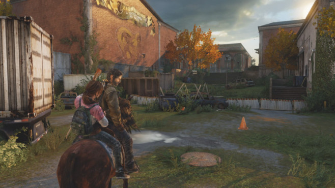 Actionspiel The Last of Us: Trainingsbuch 8 ©Sony