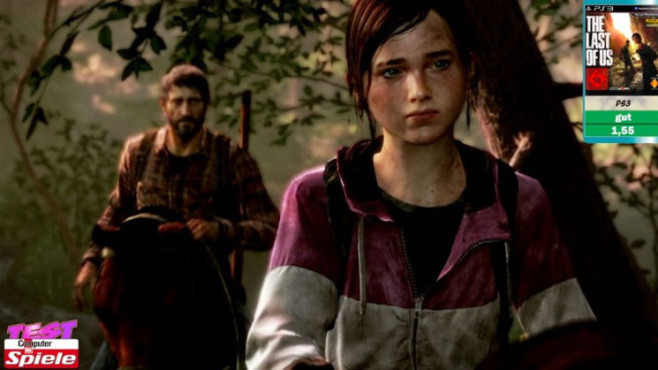 Actionspiel The Last of Us: Ellie © Sony