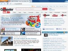 Firefox 22 ©COMPUTER BILD