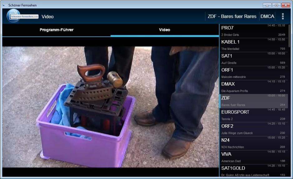 Schoener Fernsehen 0.0.0.2 - Download - COMPUTER BILD