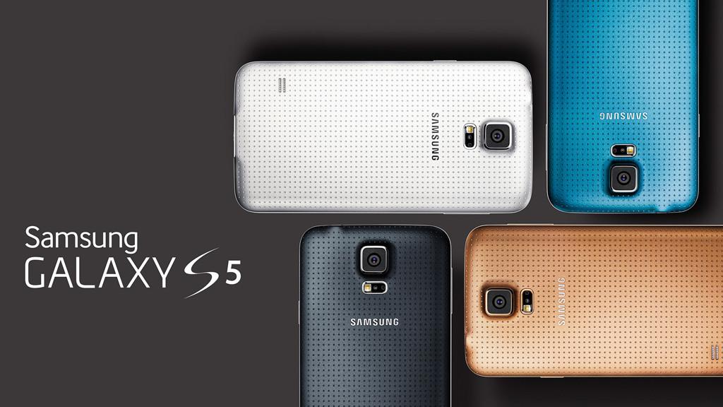 Samsung Galaxy S5 ©Samsung