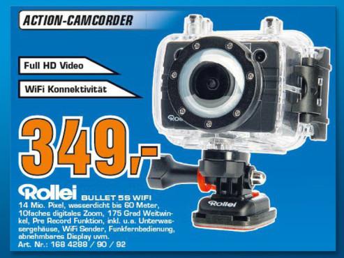 Rollei Bullet 5S 1080p Diving ©Saturn