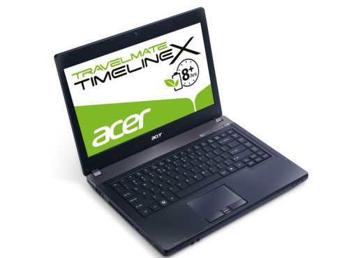 Acer TravelMate 8573 © Acer
