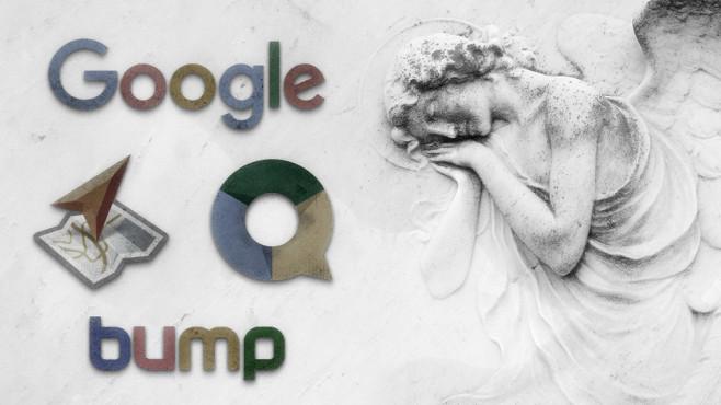 Der Friedhof der Google-Dienste ©Sandra Cunningham - Fotolia.com, Google