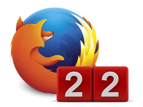 Firefox 22 ©PROBilder - Fotolia.com, Mozilla