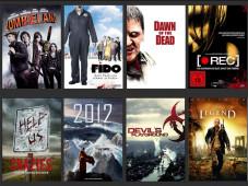 """""""World War Z""""-Kinostart: 20 Zombie- und Endzeit-Filme auf Watchever Watchever: Jetzt 20 Zombie- und Endzeit-Streifen anschauen. ©Watchever"""