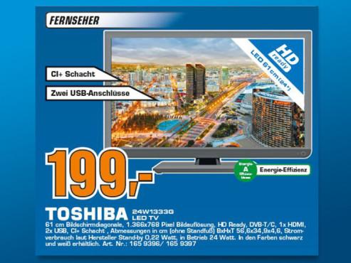 Toshiba 24W1333G ©Saturn