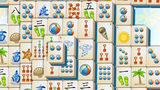 Sommer-Mahjong: Rätselspaß für die warme Jahreszeit ©COMPUTER BILD